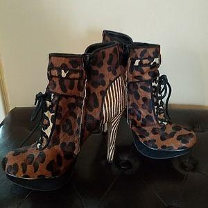Sam Edelman 6 1/2 Boot Shoe